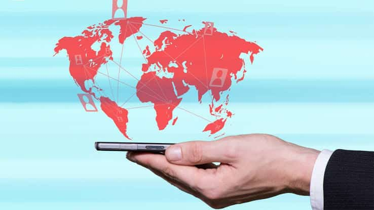 Data Roaming and Mobile Data
