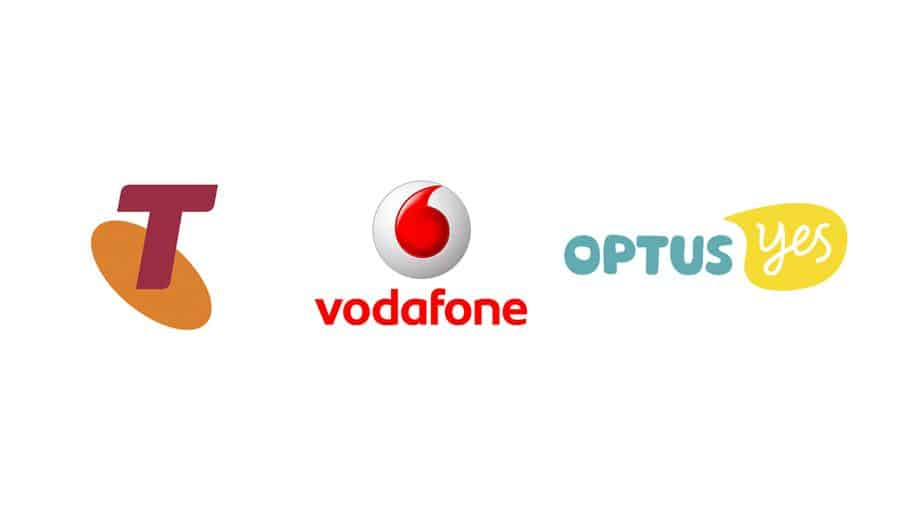 Comparing Vodafone, Telstra And Optus Video Streaming Content Offers