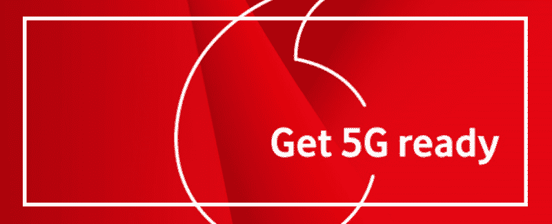 Vodafone 5G Just Weeks Away