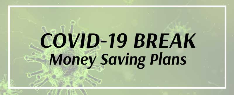 COVID-19 break