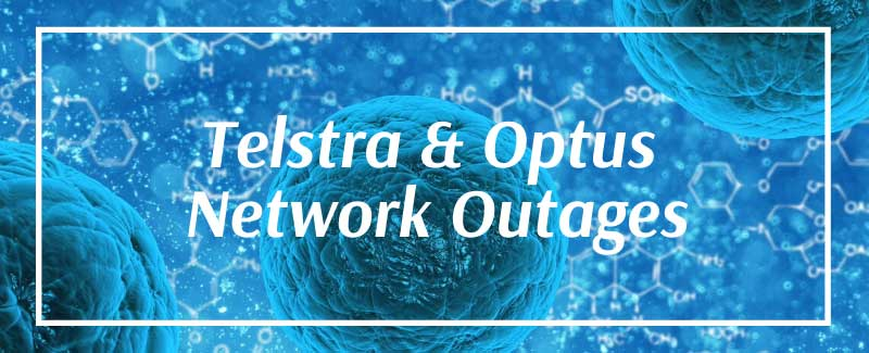 Telstra and Optus outages
