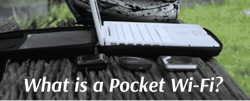 What is a Pocket Wi-Fi?