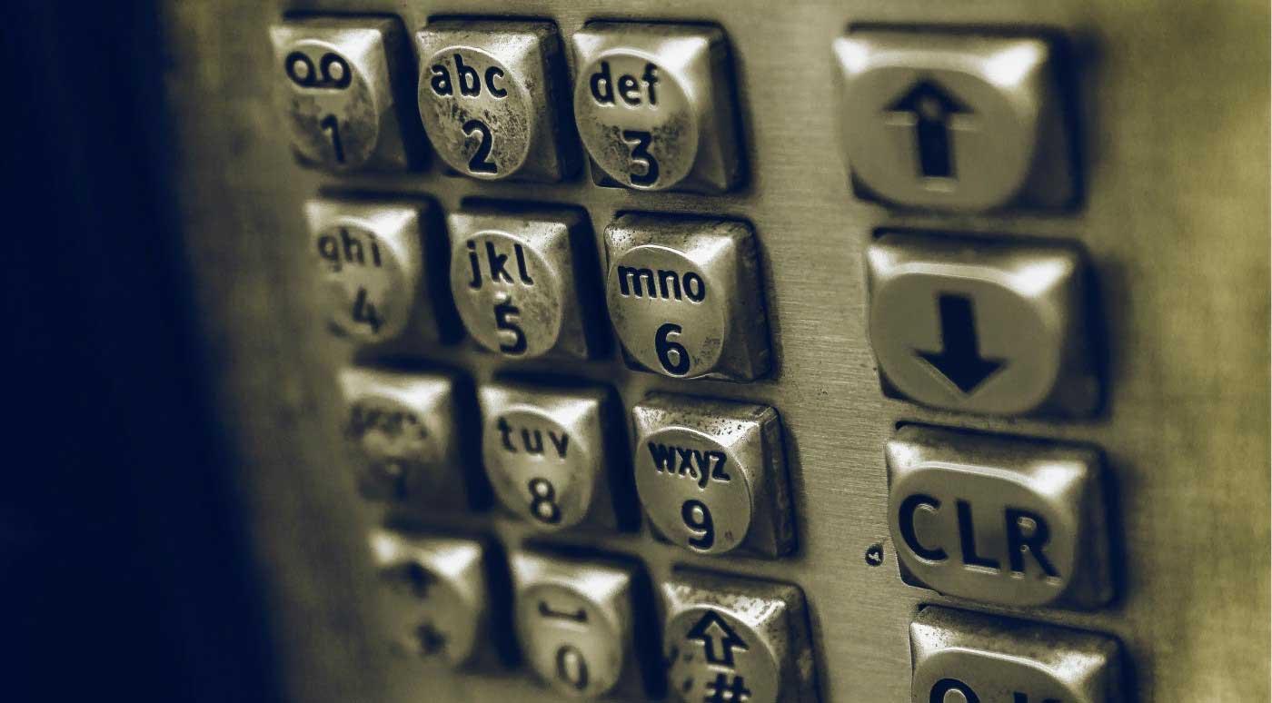 using telephones