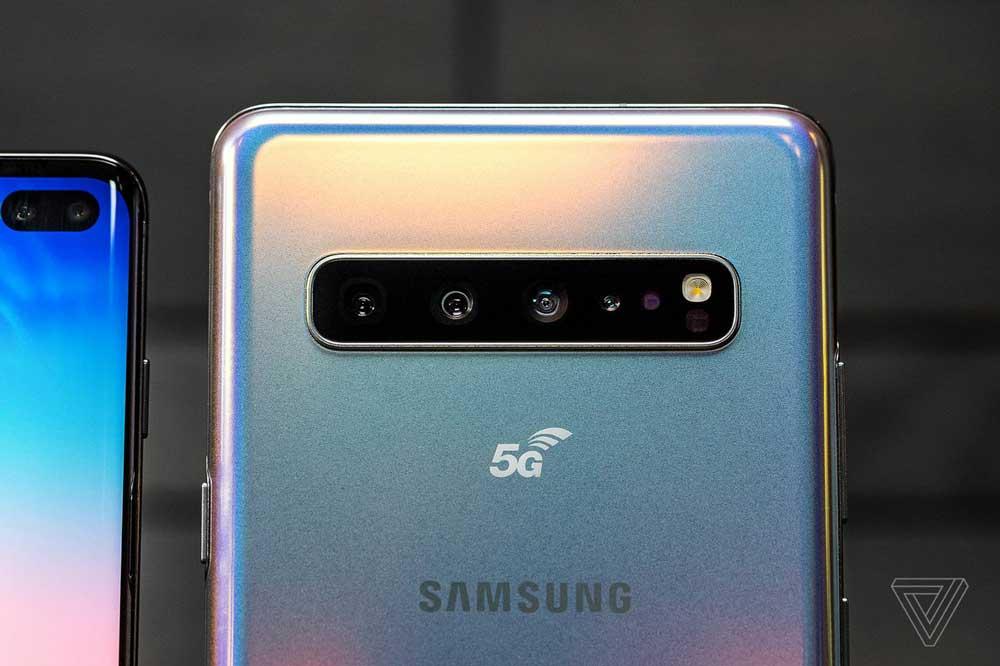 5G enabled phones