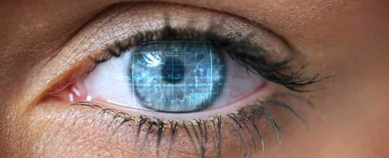 future contact lens