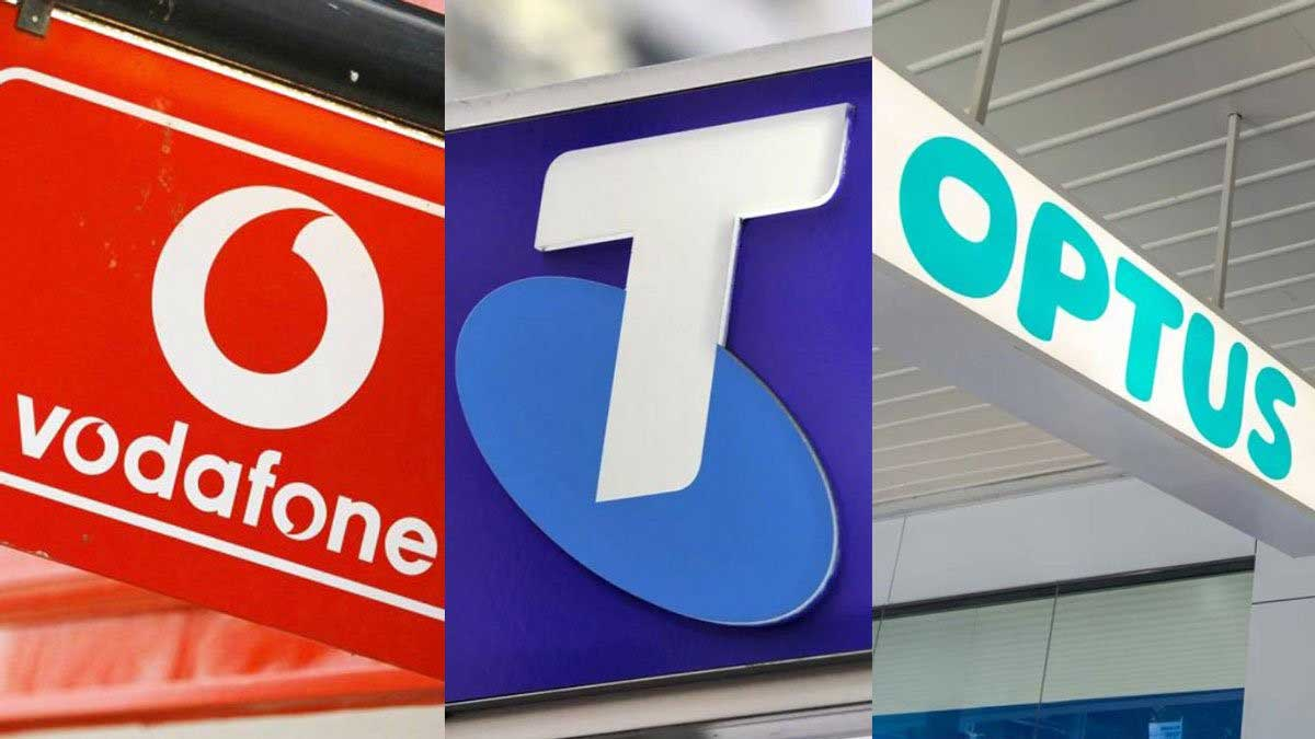 optus compared to vodafone and telstra