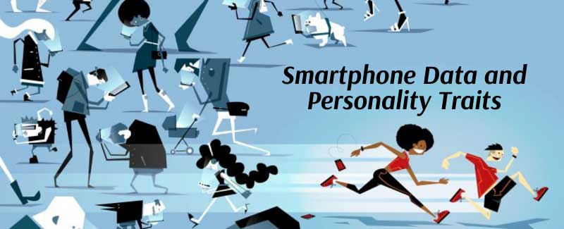 Smartphone data can be used to enhance people's lives