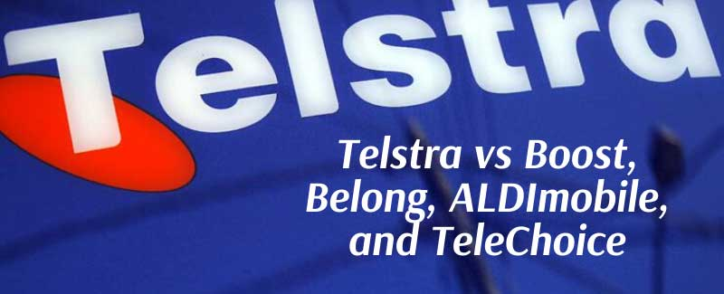 telstra comparison