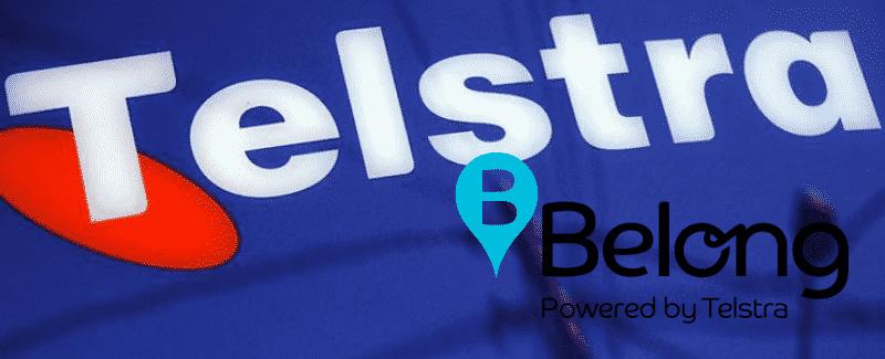 Belong Drives Telstra Subscriber
