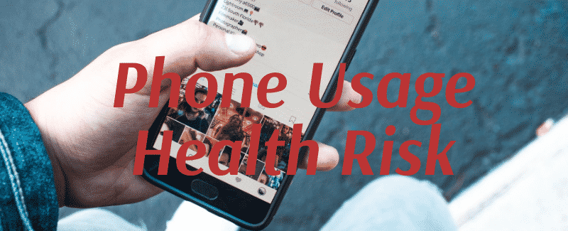 Phone Usage Health Risk
