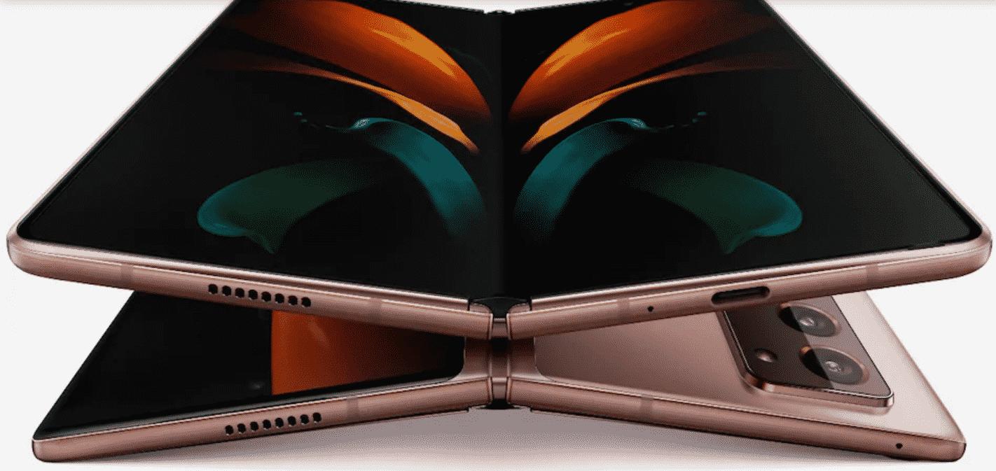 Samsung Galaxy Fold Z 2 5G
