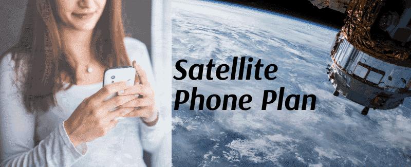 Satellite Phone Plan