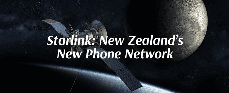 New Zealand's New Phone Network