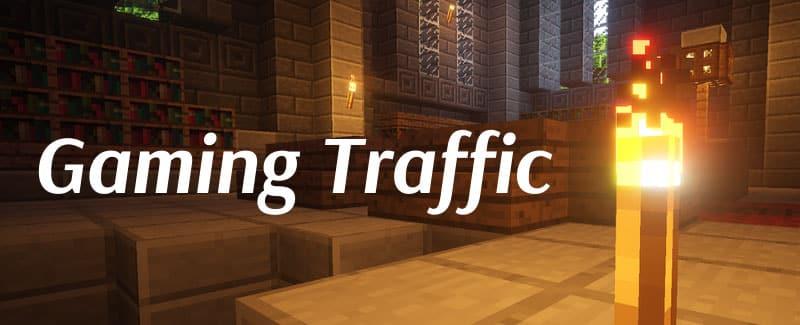 gaming traffic
