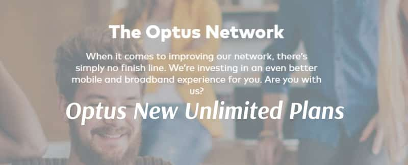 Optus New Unlimited Plans