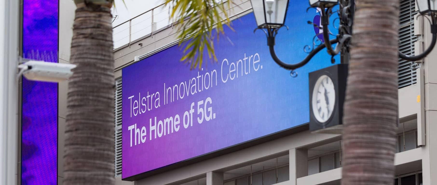 Telstra 5G coverage
