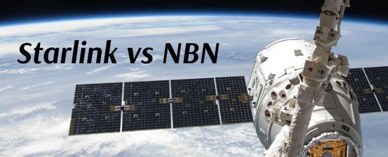 Starlink vs NBN