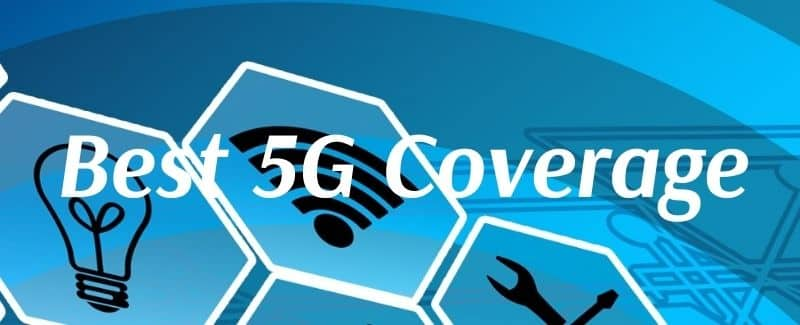 Best 5G coverage