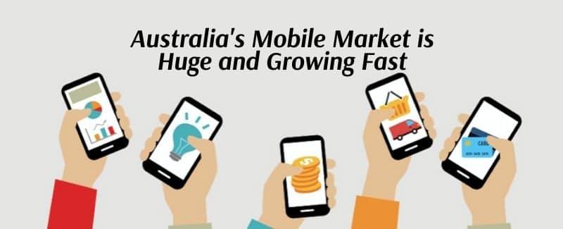 Australia Mobile Market