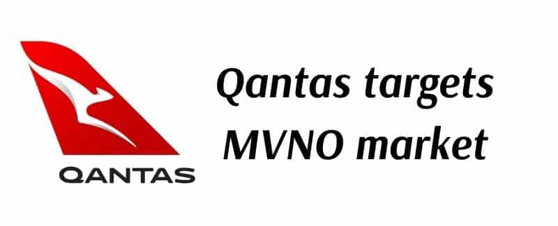 Qantas mobile phone plan