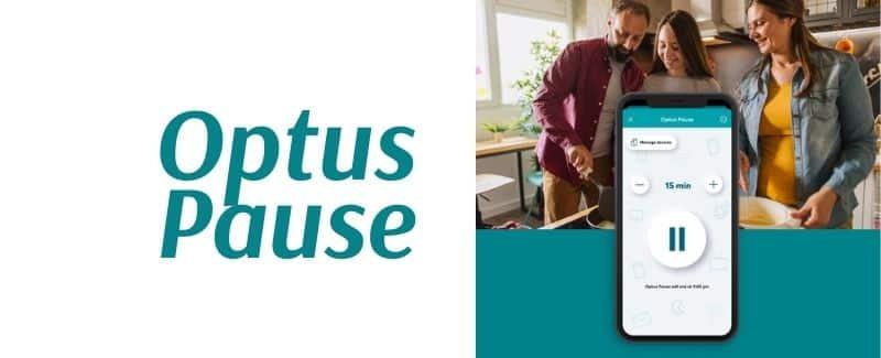 Optus Pause - Everything you need to know
