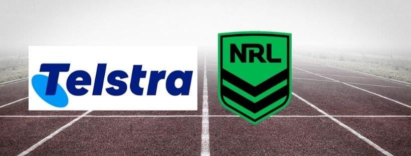Telstra NRL Partnership Marks 20 Years