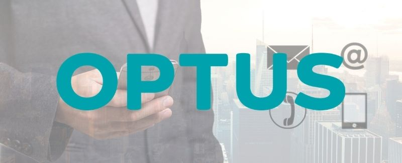 how to contact optus