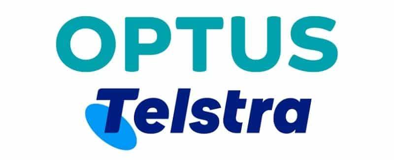 Optus and Telstra