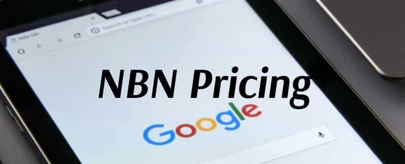 The NBN Pricing Debacle